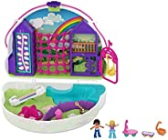 Polly Pocket Large Wearable Compact Asst, GKJ63
