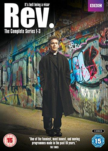 Rev - Series 1-3 Box Set [5 DVDs] [UK Import]
