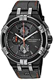 Maurice Lacroix Mens Watch Aikon Quartz Chronograph AI1018-PVB01-334-1