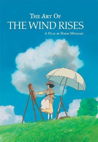 The Art of The Wind Rises por Hayao Miyazaki