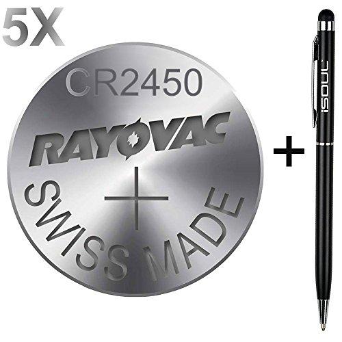 5x-rayovac-watch-battery-swiss-made-silver-oxide-batteries-cr2450n-cr2450-dl2450-ecr2450-br2450-gluc