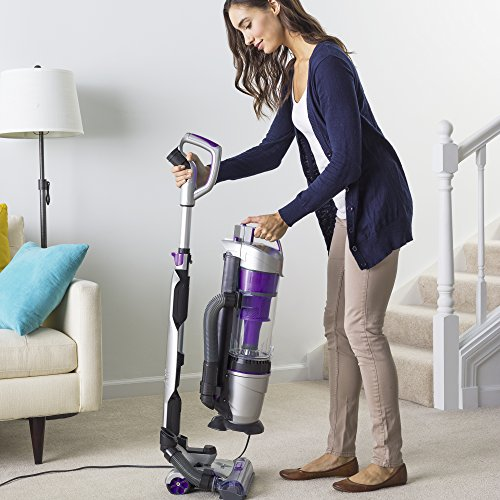 Vax Air Lift Steerable Pet Max Vacuum Cleaner, 1.5 Litre, Silver/Purple