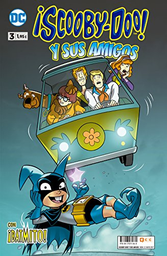 ¡Scooby Doo! y sus amigos 3 por Sholly Fisch