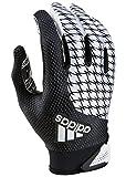 adidas adiFAST 2.0 Receiver American Football Handschuhe - weiß/schwarz Gr. 2XL