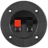 Wentronic LK 02 R Negro, Rojo - Conector (Negro, Rojo)