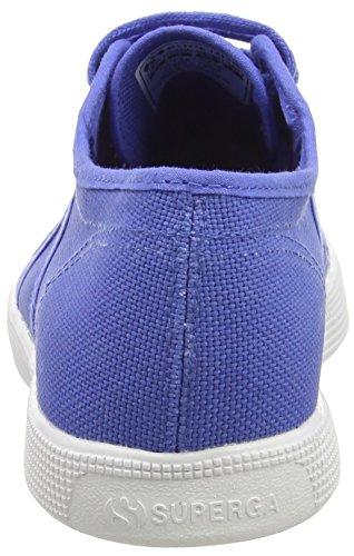 Superga 2832 Nylu, Sneakers Basses Unisexe adulte Bleu (Bleu)