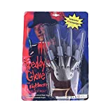 Balight Freddy Krueger Guantes Wolverine Ghost Claw Guantes Halloween Masquerade Show Hombres Props