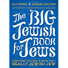 Big Jewish Book for Jews, The : Everything You Need to Know to Be a Really Jewish Jew