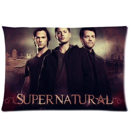 supernatural-dean-winchester-sam-winchester-castiel-custom-design-pillowcase-taies-doreillers-pillow