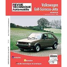 Rta 731.1 Golf Scirocco et Gti 74-84