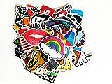 Aufkleber Pack,Graffiti Sticker Decals Vinyls für Laptop, Kinder, Autos, Motorrad, Fahrrad, Skateboard Gepäck, Bumper Sticker Hippie Aufkleber Bomb wasserdicht (140 Stücke)