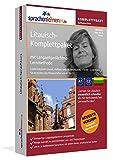 Litauisch-Komplettpaket: Lernstufen A1 bis C2. Fließend Litauisch lernen mit der Langzeitgedächtnis-Lernmethode. Sprachkurs-Software auf DVD für Windows/Linux/Mac OS X