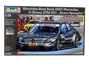 Revell - 07087 - Maquette - Mercedes DTM 2011 - B Spengler