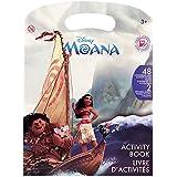Disney Moana Activity Book