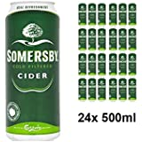 Somersby Premium Apple Cider 24 x 500ml