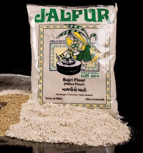 Jalpur Stone Ground Millet Flour (Bajri) 500g Test
