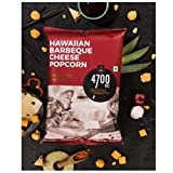 4700BC Hawaiian Barbeque Cheese Popcorn, 35g (Pack of 4)