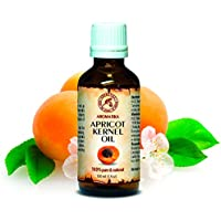 Kaltgepresstes Aprikosenkernöl - 100% Naturreines und Reines 100ml - Glasflasche - Basisöl - Aprikosenöl - Italien... preisvergleich bei billige-tabletten.eu