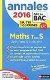 Mathématiques Tle S Spécifique et spécialité : Annales, sujets & corrigés