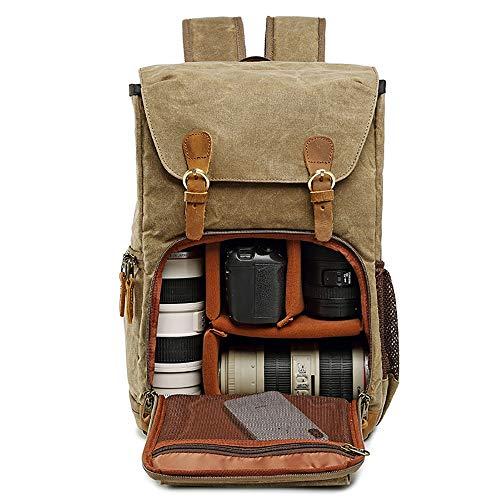ksack SLR Camera Backpack W / 15