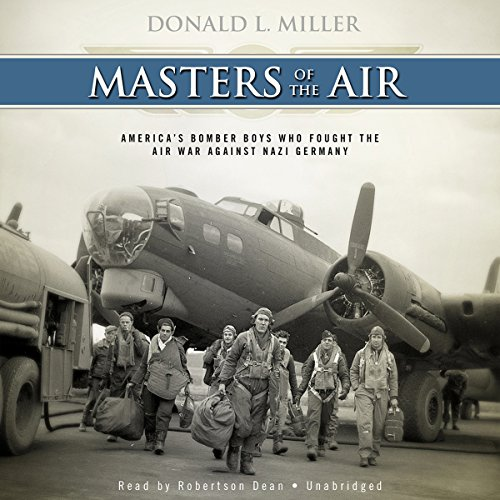 Masters of the Air  Audiolibri