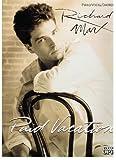 Richard Marx -- Paid Vacation: Piano/Vocal/Chords by Richard Marx (1994-06-01)