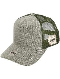 Djinns Herren Caps / Trucker Cap Rip Jersey olive Verstellbar