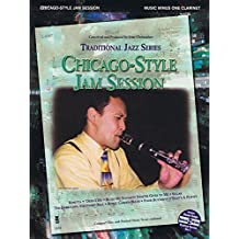 Chicago-Style Jam Session - Traditional Jazz Series: Music Minus One Clarinet Deluxe 2-CD Set