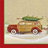 Park Designs Christmas Vacation Luncheon Paper Napkin