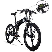 RICH BIT® Eléctricas RT860 E-Bike 12.8Ah Batería de litio 36V * 250W