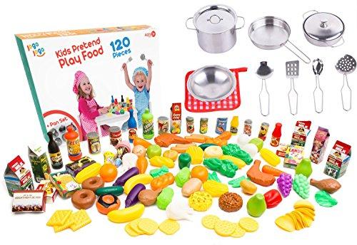 Jogo Jogo kids play kitchen acce...