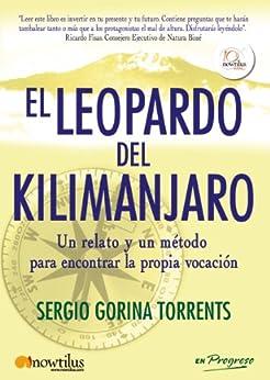 El leopardo del Kilimanjaro de [Gorina, Sergio]