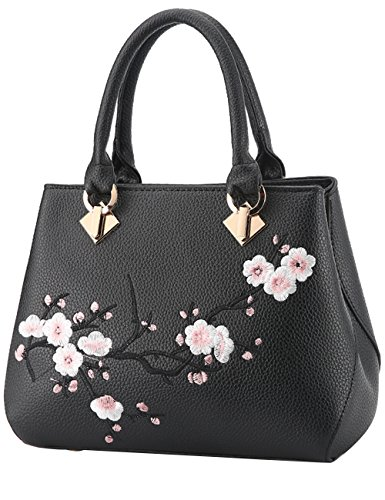 f0f853a480c75 Menschwear Damen Handtasche Marken Handtaschen Elegant Taschen Shopper  Reissverschluss Frauen Handtaschen Rosa Schwarz