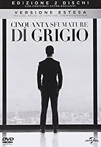 Cinquanta Sfumature di Grigio (2 DVD) - Esclusiva Amazon.it