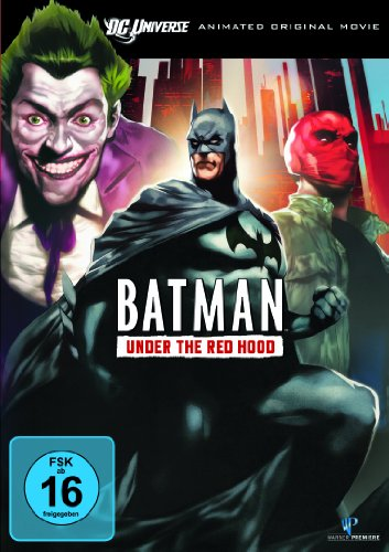 Bild von Batman: Under the Red Hood