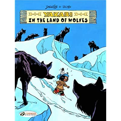 Yakari - tome 6 In the land of wolves (06)