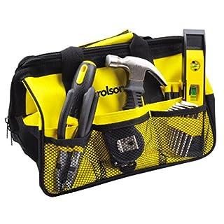 Rolson 36796 Home Tool Kit, Multi-Colour