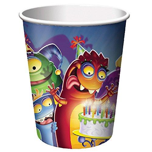 y (Monster-themed Geburtstag)