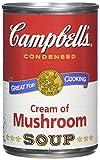 Campbells Condensed Cream of Mushroom Soup, 295g