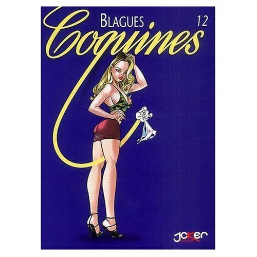 Blagues coquines. tome 12 de Collectif (2004) Cartonné