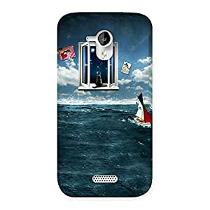 Gorgeous Water Wonder Back Case Cover for Micromax Canvas HD A116