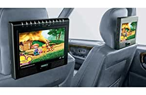Acoustic Solutions DVD-293 9in Twin Screen DVD Player.