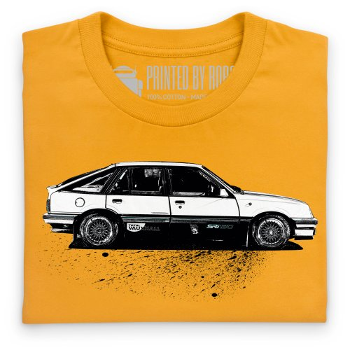 CavalierSRi130 T-Shirt, Herren Gelb