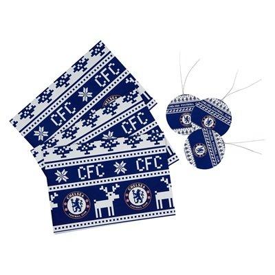 Marseille Schlafzimmer (Chelsea FC Nordic Geschenkpapier & Tag Set)