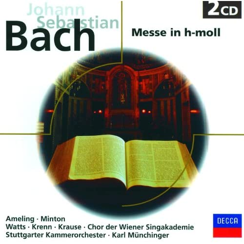 J.S. Bach: Mass in B minor, BWV 232 - Credo - Credo in unum Deum
