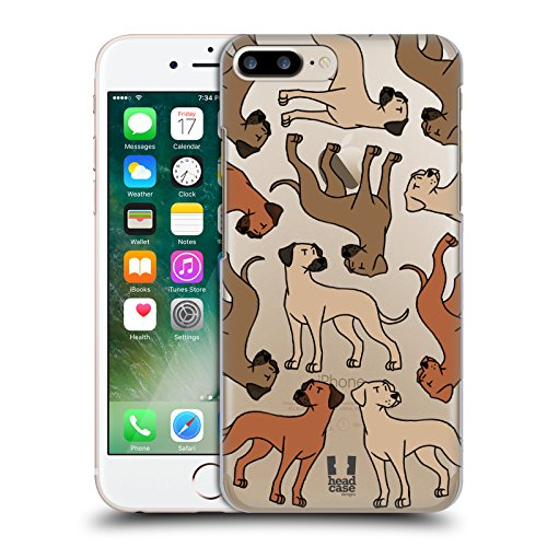 Head Case Designs Rhodesian Ridgebacks Modelle Hunde Rassen 8 Ruckseite Hülle für Apple iPhone 5 / 5s / SE Rhodesian Ridgebacks