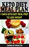 Keto Meal Prep 2018: The Perfect Keto Meal Plan to lose Up to 10 pounds in 7 days (English Edition)