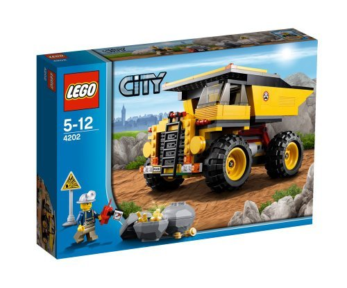LEGO CITY Mining Truck by LEGO Mining Truck