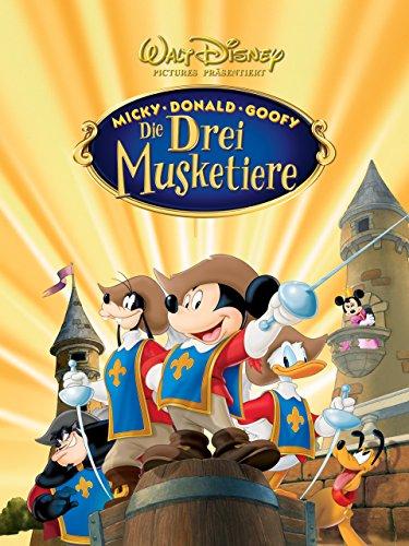 Micky, Donald, Goofy: Die Drei Musketiere [dt./OV]