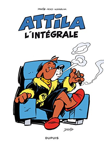 Attila - tome 1 - L'intégrale